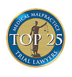 Medical Malpractice Trial Lawyers Top 25 Logo | Nelson & Hammons Medical Malpractice Lawyers | LouisianaFortune Logo | Nelson & Hammons Medical Malpractice Lawyers | Louisiana